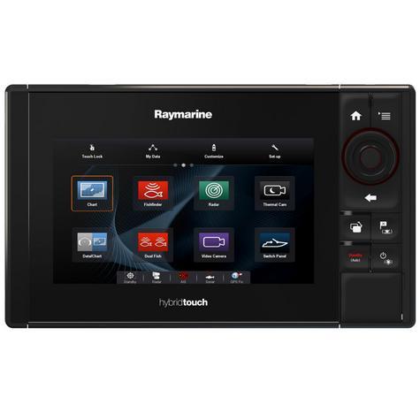 "Raymarine E70263|eS75 Hybrid Touch MFD-7""|CHIRP|Sonar|C-MAP|Wi-Fi/BT|AIS|IPX6/IPX7 Thumbnail 2"