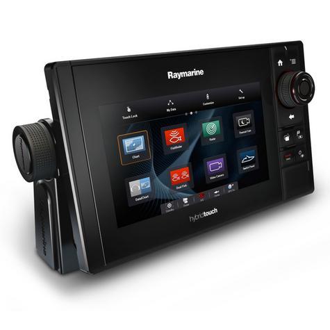 "Raymarine E70263|eS75 Hybrid Touch MFD-7""|CHIRP|Sonar|C-MAP|Wi-Fi/BT|AIS|IPX6/IPX7 Thumbnail 3"