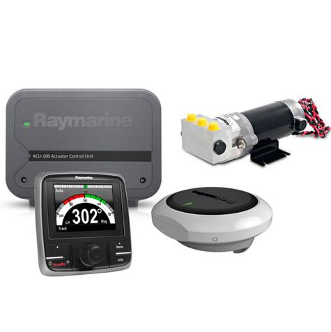 Raymarine-T70154|Evolution PowerPilot|Control Head|0.5l Hydraulic Pump|In Marine Thumbnail 1