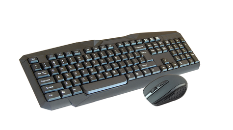 Infapower New X206 Full Size Wireless Keyboard & Mouse Combo Set|PC/Mac/Laptop| Thumbnail 2