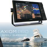 "Raymarine-E7037200NSD|Axiom 12 Pro-RVX|12""MFD Integrated 1kW Sonar|Nav In Marine"