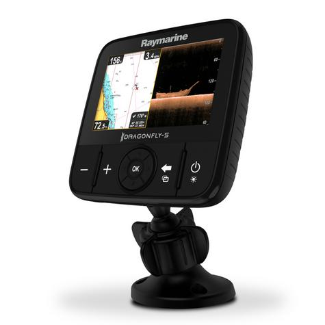 "Raymarine Dragonfly 5PRO-5"" Fish-Finder