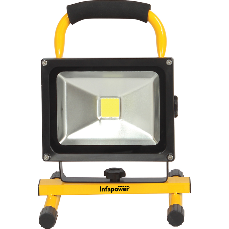 Infapower F049 20W LED Portable Rechargeable COB Worklight|Home|Car|Outdoor Use|
