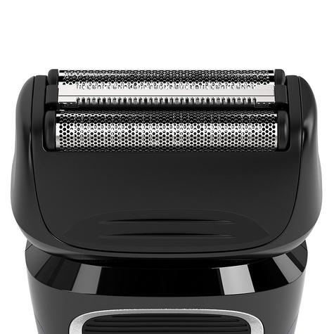 Remington PF7600 Mens Cord/Cordless Comfort Series Aqua Shaver-Blue/Black Thumbnail 4