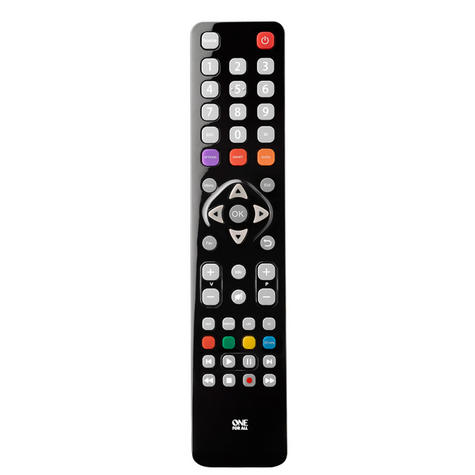 One For All URC1922  All Replacement Thomson  Multi Features TV Remote Control Thumbnail 2