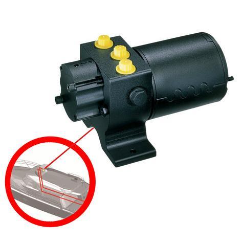 Raymarine-M81120|Type Hydraulic 1/12v|Inboard Pump|80cc-230cc|Marine Drive Unit Thumbnail 1