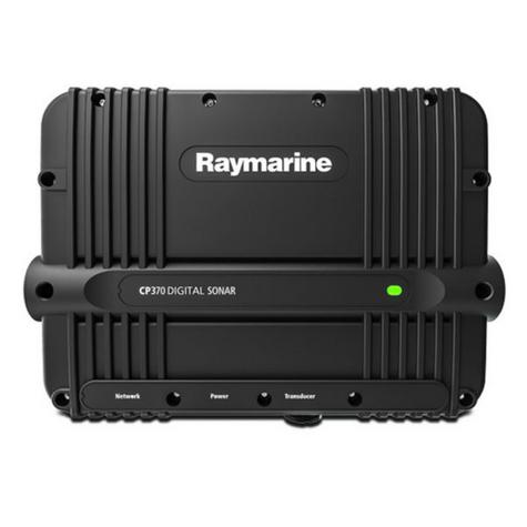 Raymarine E70297|CP370 Clearpulse Digital Sonar Module|1kW|IPX6|For Coastal & Water-Fishing Thumbnail 3