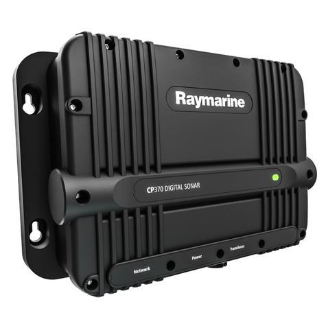 Raymarine E70297|CP370 Clearpulse Digital Sonar Module|1kW|IPX6|For Coastal & Water-Fishing Thumbnail 2