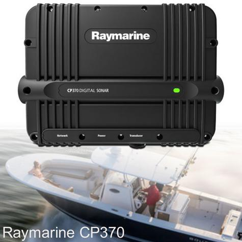 Raymarine E70297|CP370 Clearpulse Digital Sonar Module|1kW|IPX6|For Coastal & Water-Fishing Thumbnail 1