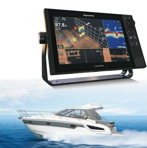 "Raymarine-E7048200NSD|Axiom 12""Pro-S