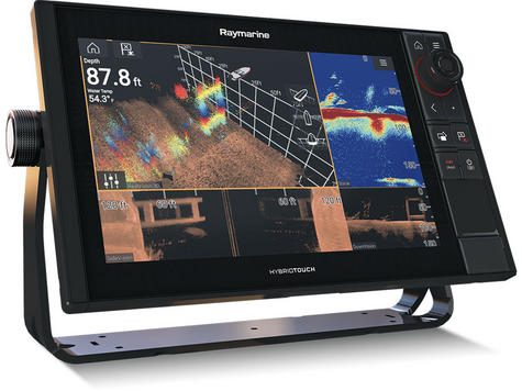 Raymarine-E7048100NSD|Axiom 9 Pro-S|Hybrid Touch|CHIRP Conical Sonar|For Marine Thumbnail 7