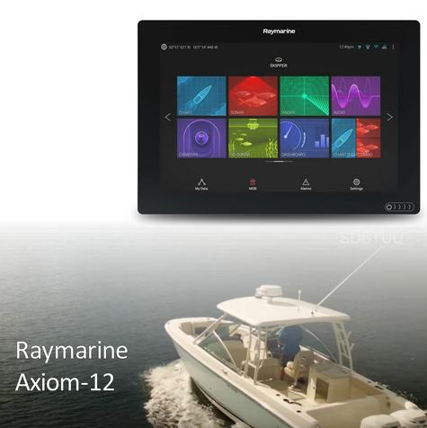 "Raymarine Axiom-12|12"" MFD Display