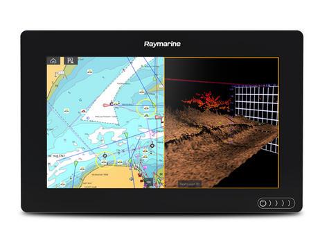 "Raymarine-E7036600NSD|Axiom-9|9"" MFD Display|Nav+ Small Chart|Marine Navigator Thumbnail 4"