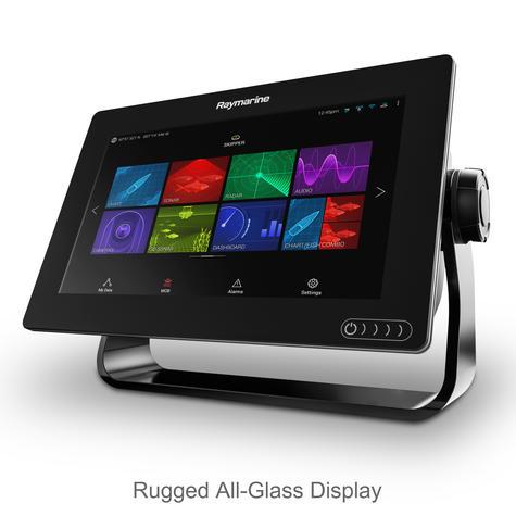 "Raymarine Axiom 9 | 9"" MFD Display | RealVision 3D Sonar | CHIRP/GPS/GLONASS | E70366 Thumbnail 4"