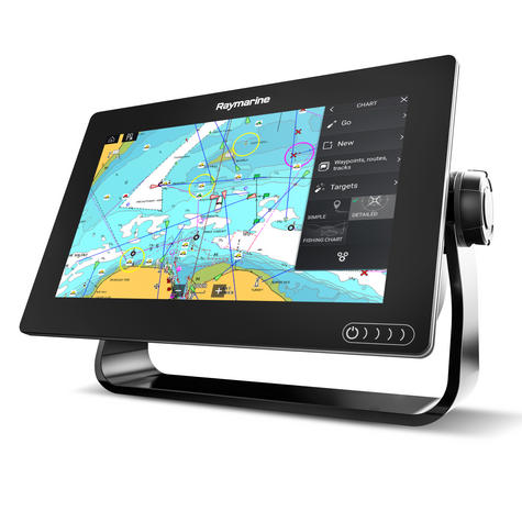 "Raymarine Axiom 9 | 9"" MFD Display | RealVision 3D Sonar | CHIRP/GPS/GLONASS | E70366 Thumbnail 6"