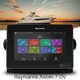 "Raymarine E70364|Axiom-7 DownVision MFD-7"" LCD|600W Sonar|CHIRP/GPS/GLONASS|IPX6/7"