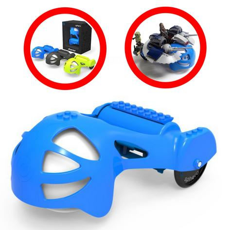 Sphero Chariot Blue|ACH01BU1|Build Own Spy-bot Use with Sphero Orginal & 2.0  Thumbnail 1