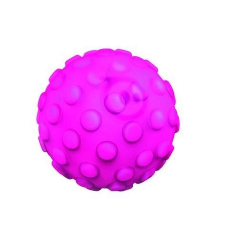 Sphero Nubby Cover for Robotic Ball Scratches & Scuffs Protect Unbeatable - Pink Thumbnail 2
