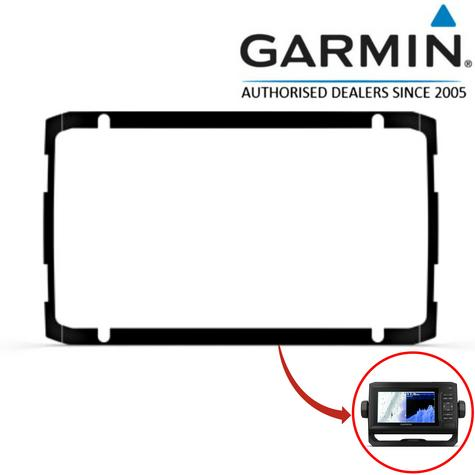 Garmin 0101267101|Flush Mount Kit|Easily Position & Surfaces Boats|For ECHOMAP+65cv Thumbnail 1