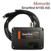Mcmurdo 21300002A|Smartfind M15S AIS Receiver & Splitter|Dual-Channel|Class A&B|NMEA 0183