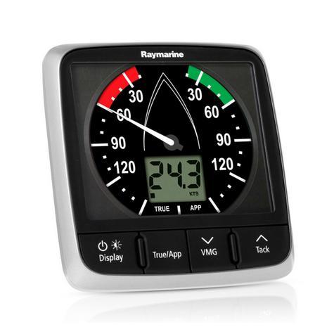 Raymarine E70061 i60 Wind Instrument Display Analogue & Digital SeaTalk For Sailboaters Thumbnail 2