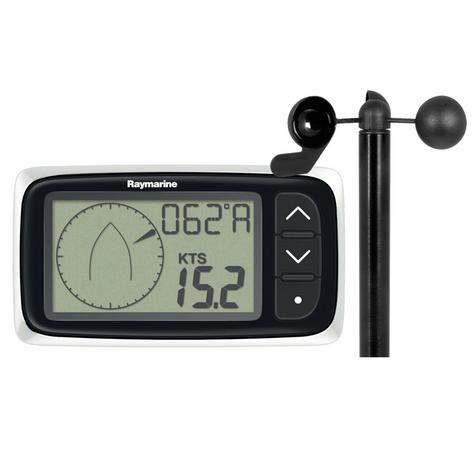 Raymarine E70144|i40 Wind Instument Display & Z195 RotaVecta Transducer Pack|For Yachts & Ribs Thumbnail 2