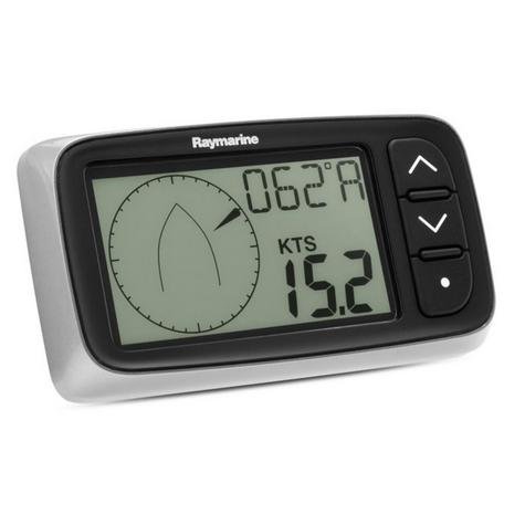Raymarine E70144|i40 Wind Instument Display & Z195 RotaVecta Transducer Pack|For Yachts & Ribs Thumbnail 3