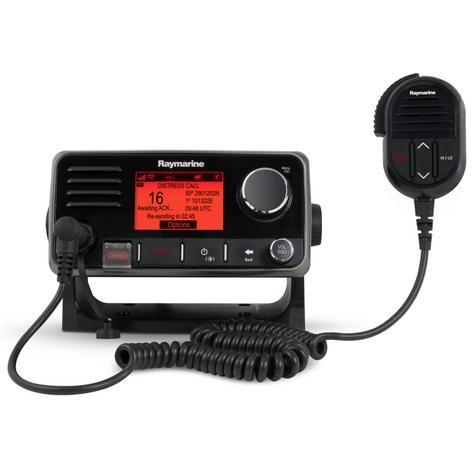 Raymarine E70251|Ray50 Marine Multifunction VHF Radio|AIS|GPS|30W-Loudhailer|Intercom Thumbnail 2