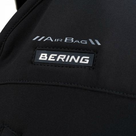 Bering C- Protect MotorBike Cable AirBag Jacket-Black|Unisex|CE Approved|Inflation 0.1 Sec Thumbnail 5