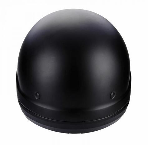 Scorpion Exo Combat Open Face Motorcycle Unisex Helmet|Crossover + Jet Style|Matt Black|All Sizes Thumbnail 4