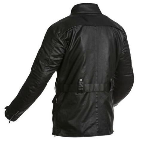 Segura Cheyenne Textile Men Jacket|Waterproof|Breathable|Mesh|CE Approved|Black Thumbnail 3