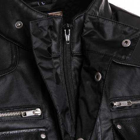 Segura Cheyenne Textile Men Jacket Waterproof Breathable Mesh CE Approved Black Thumbnail 4