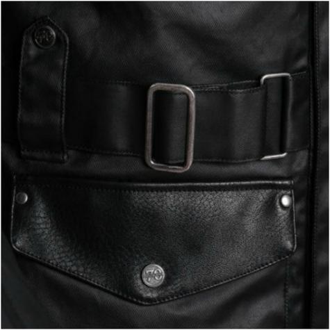 Segura Cheyenne Textile Men Jacket Waterproof Breathable Mesh CE Approved Black Thumbnail 6