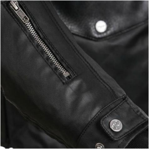 Segura Cheyenne Textile Men Jacket Waterproof Breathable Mesh CE Approved Black Thumbnail 7