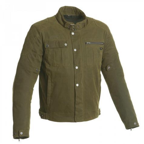 Segura Maddock Motorcycle/Bike Men Textile Jacket|CE Approved|Waterproof & Breathable|kaki|EU48/UK38/S Thumbnail 2