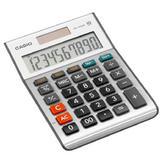 Casio MS100BM-S Desk Calculator|Multi Function Tax Calculation|10 Digit Display