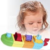 Tomy E72453 Mix & Match Motor Boat|Baby Toy|Bath Infant Toddler|10 Months+ Kid's
