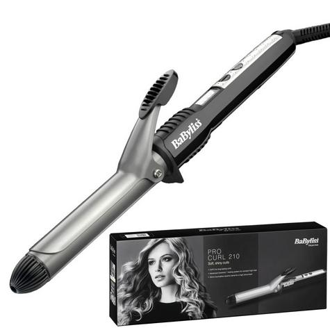 BaByliss 2284BU  New Pro Curling Tong|5 Heat Setting Up To 210°C|Ceramic Barrel| Thumbnail 1