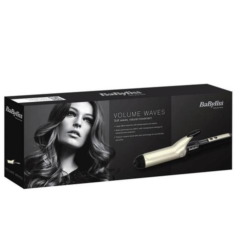 Babyliss 2289U Glamour Waves Ceramic Curling Hair|5 Digital Ultra Heat Settings| Thumbnail 3