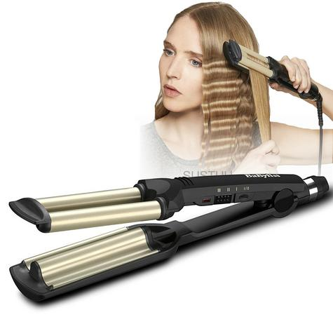 BaByliss 2237 Wave Envy Hair Styler|3 Heat Setting Up To 200°C|Ceramic Plates| Thumbnail 1