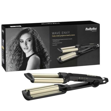 BaByliss 2237 Wave Envy Hair Styler 3 Heat Setting Up To 200°C Ceramic Plates  Thumbnail 4