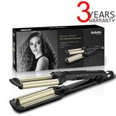 BaByliss 2237 Wave Envy Hair Styler|3 Heat Setting Up To 200°C|Ceramic Plates|