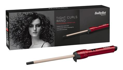Babyliss 2385U Tight Curls Wand Hair Styler|Extra Long|Ultra Slim|10mm Barrel| Thumbnail 4