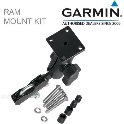 Garmin Ram Motorcycle Bike Mount Holder Kit | For Montana 600 610 650 680 & Zumo 590 660 Thumbnail 1