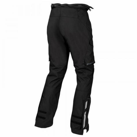 New Bering Shield Motorcycle/Bike Men Textile Pant Trousers|Gore-Tex & Breathable|CE Approved|Black Thumbnail 3