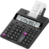Casio HR200RCE 12-Digits LC-Display Printing Calculator|2 Color-Print|4 x AA|NEW