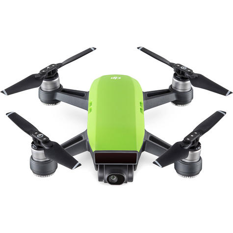 DJI Spark Quadcopter Mini Smart Camera Drone|Open Sky|1080p HD 12 MP|CP.PT.000749|M Green Thumbnail 4