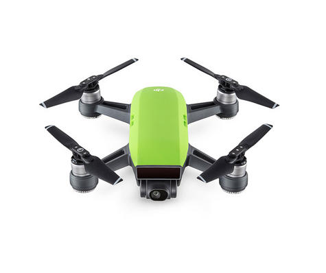DJI Spark Quadcopter Mini Smart Camera Drone|Open Sky|1080p HD 12 MP|CP.PT.000749|M Green Thumbnail 5