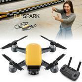 DJI Spark Quadcopter Mini  Smart Camera Drone|1080p HD 12MP|3D Sensing|CP.PT.000747|Sun Yellow