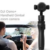 DJI OSMO+ Handheld Gimbal Camera|3-axis|Motion With 7× Zoom|4K Video|12MP|1080p